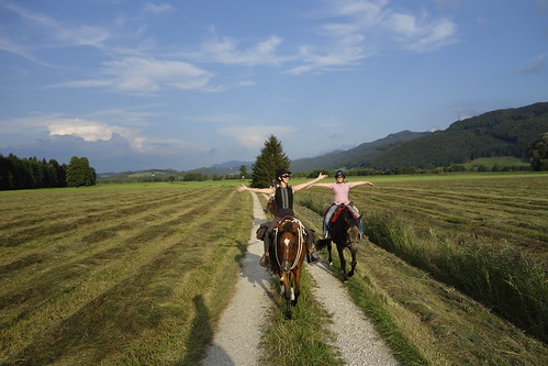 4-Tages Trail Kurs August 2016