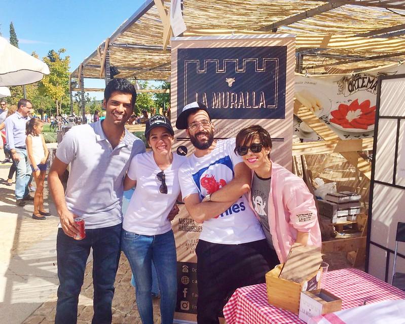 Boadilla street market