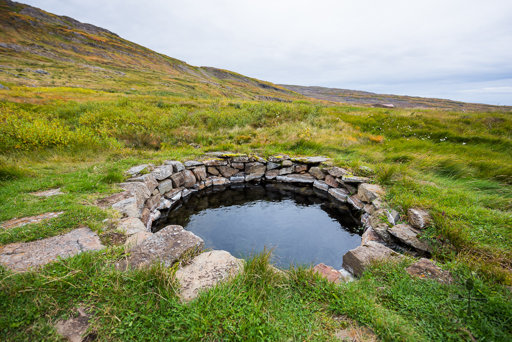 Gvendarlaug hot pool