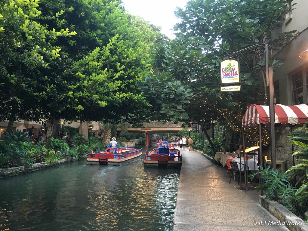 On The Road: San Antonio River Walk