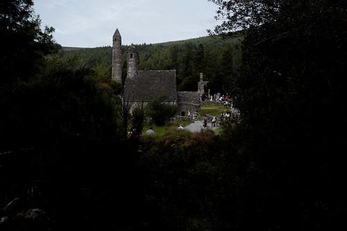 Glendalough: il sito monastico