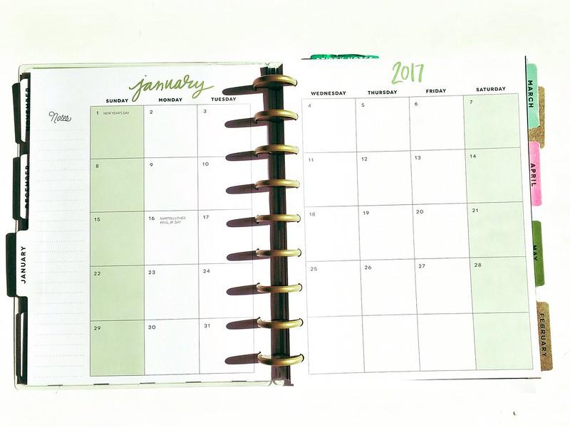 Agendas chulas 2016-17