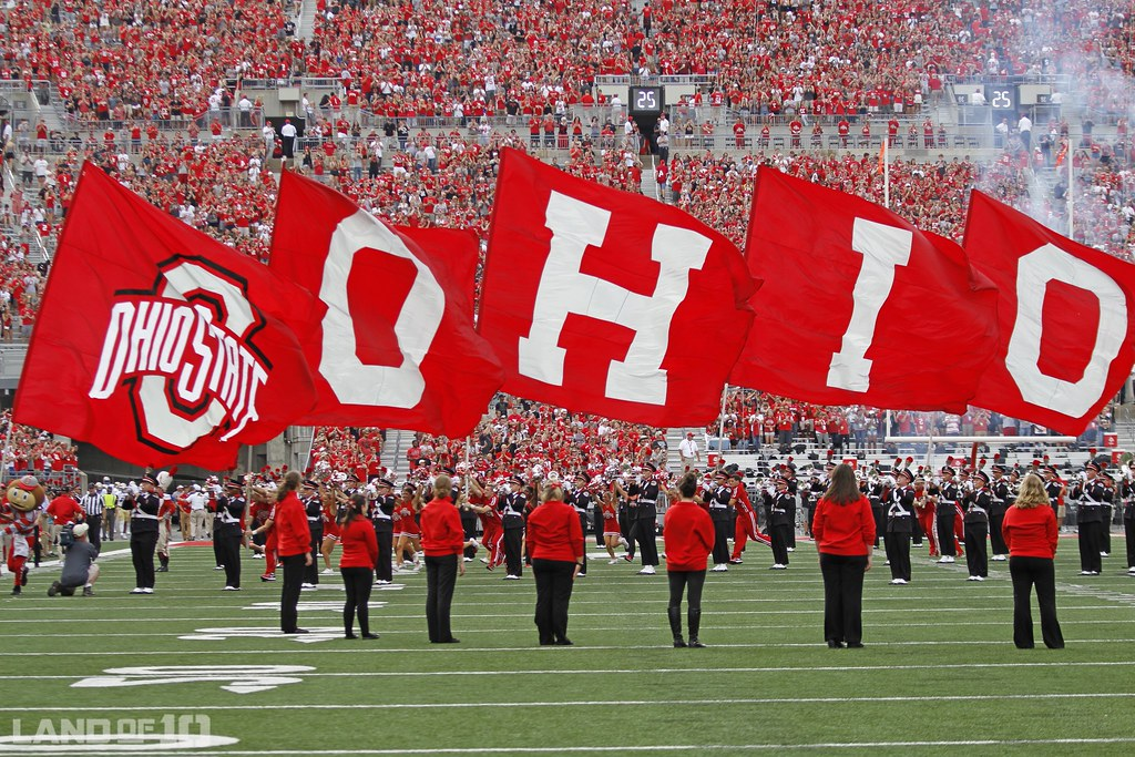 Ohio State vs Tulsa :: September 10, 2016