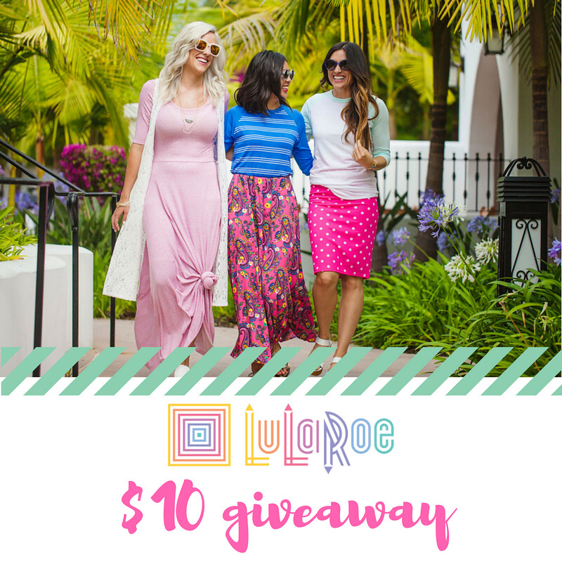 $10 giveaway