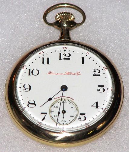 Karat Gold Watch