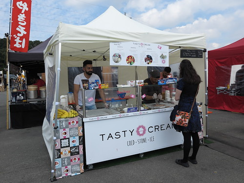 Tasty Cream Stand (auf dem Street Food Festival in Osnabrück)