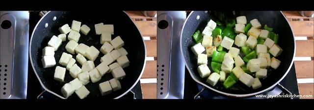 paneer butter masala 1