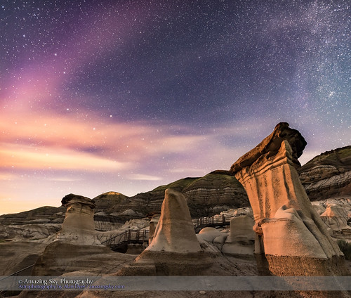 Big Dipper over the Hoodoos