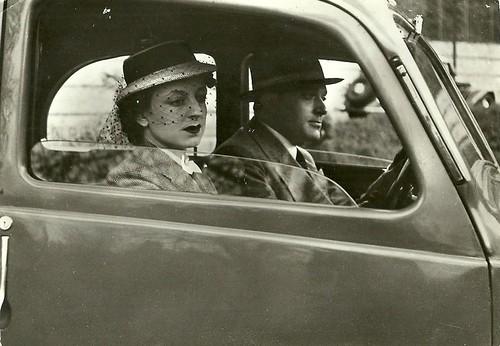 Renzo Ricci and Laura Adani