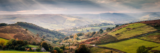 Hathersage and Hope