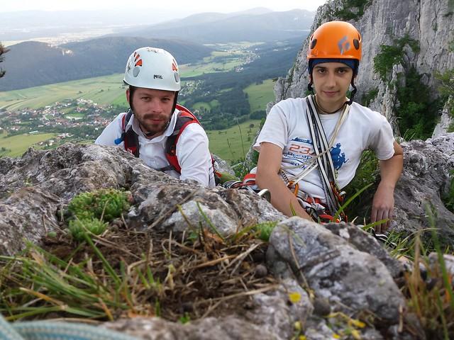 Hohe Wand ÖAK Jubilaumgsweg 220 m (6)