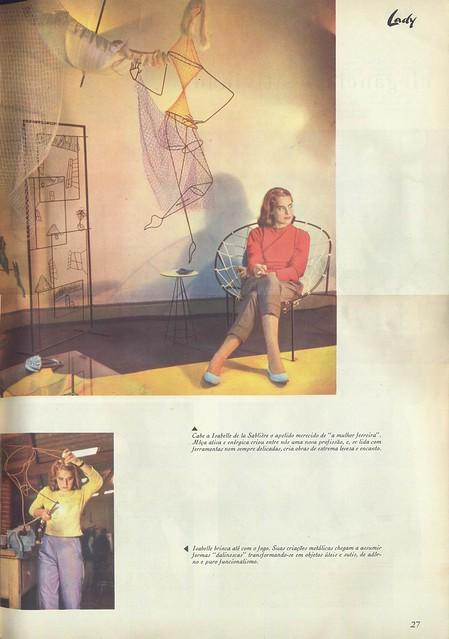 Lady, Nº 5, Fevereiro 1957 - 28