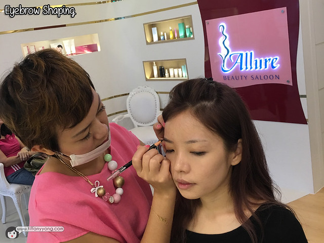 Allure Beauty Eyebrow Shaping