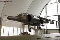 XZ997 V - 712220 - Royal Air Force - Hawker Siddeley Harrier GR3 - 080203 - RAF Museum Hendon - Steven Gray - IMG_7017