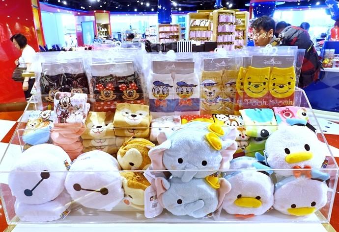40 香港機場 迪士尼奇妙店 買達菲熊免進迪士尼樂園
