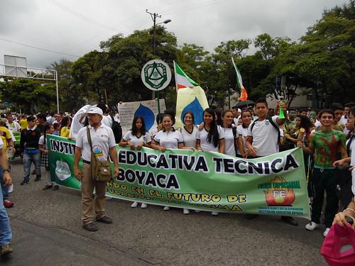 VIII Marcha Carnaval contra la megamineria. Foto Guillermo Molina MIranda.712