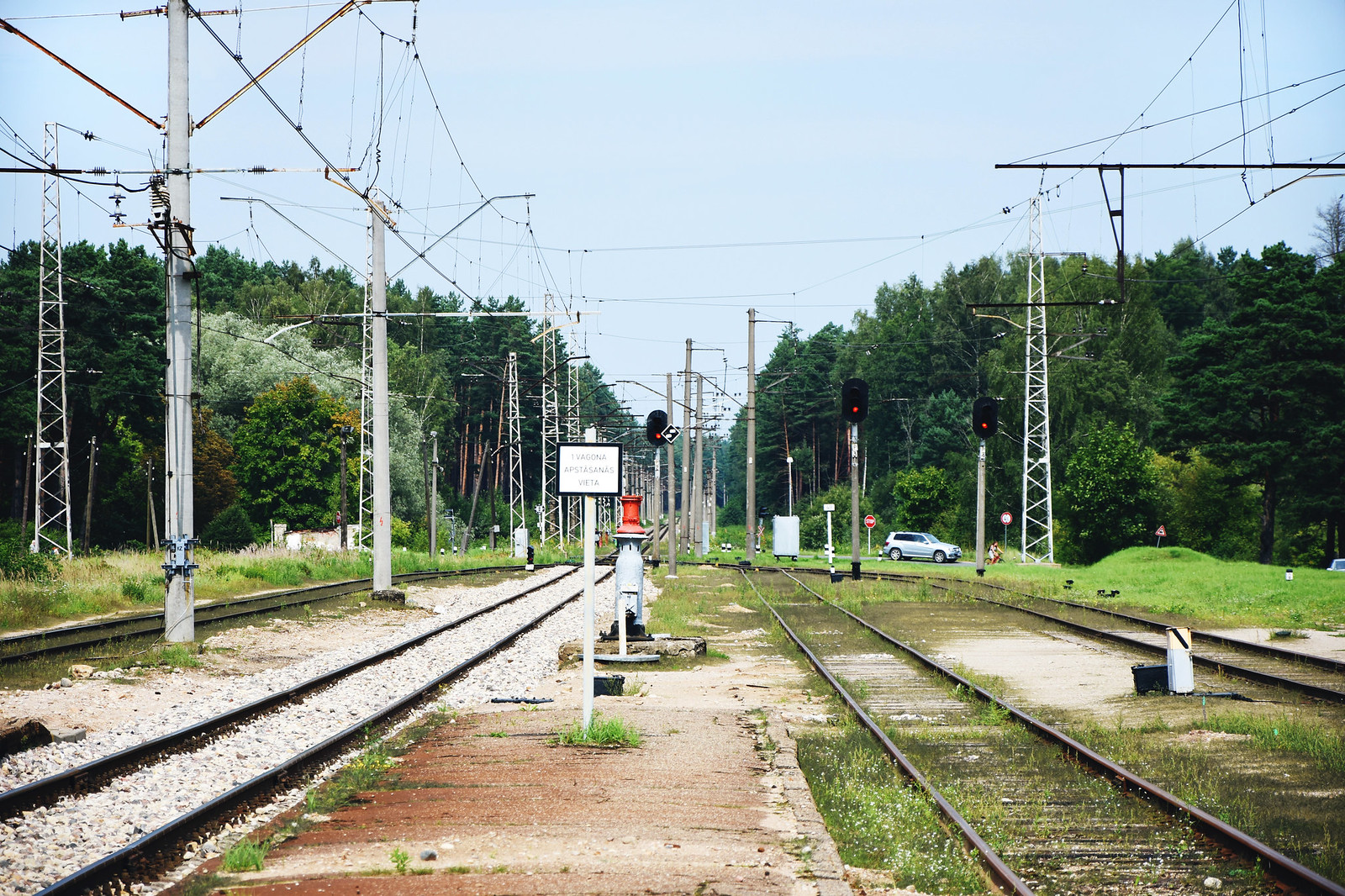 Saulkrasti train station