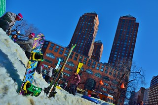 nikon d5100 photography: union square at winter time (uncropped) -------- viewed 677x | by norlandcruz74