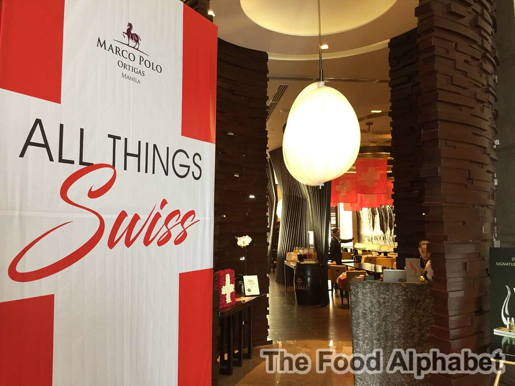 All Thing Swiss Marco Polo Ortigas