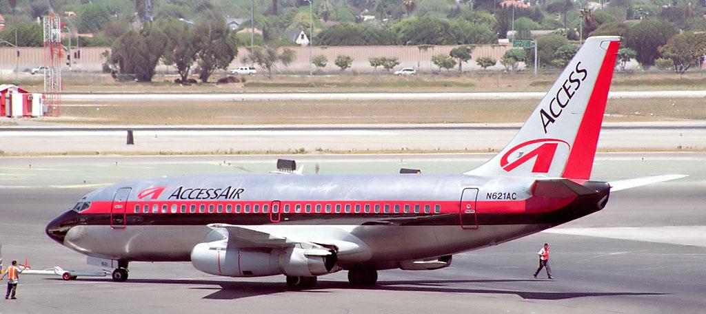 Access Air 737