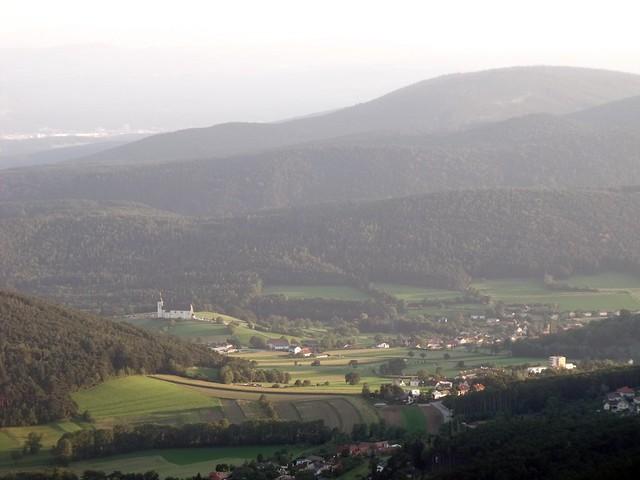 Hohe Wand Festung Europa 260 m (8-)