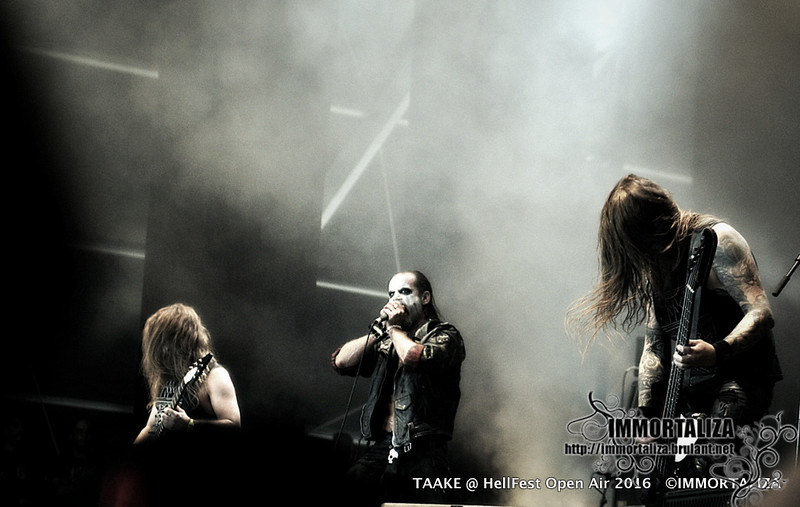 TAAKE @ HELLFEST OPEN AIR 2016 CLISSON FRANCE 28105729023_a75603f06e_c
