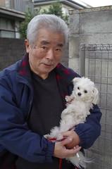 Keiji & Mr.Fuku.