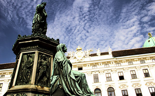Statue of Kaiser Franz I | by Debarshi Ray
