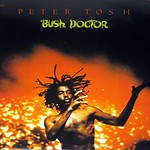 "PETER TOSH BUSH DOCTOR FAME 12"" LP vinyl album"