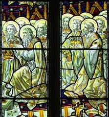Saints cast down crowns (Ward & Hughes, 1894)