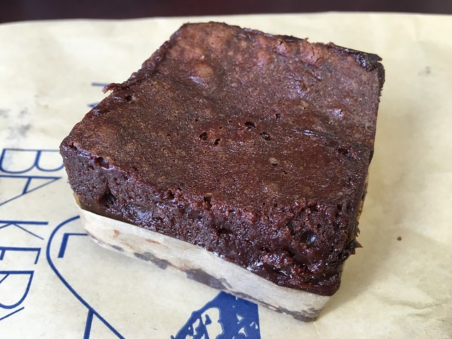 Chocolate brownie - Marla Bakery