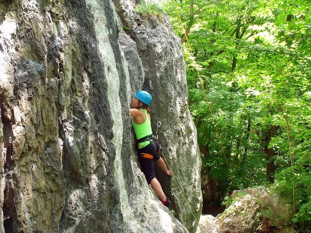 Badener Kletterschule (Trenkerwand)