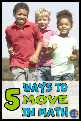 5 Ways to Move in Math