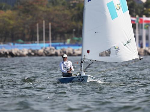 Juan Ignacio Maegli finaliza participación en Rio 2016