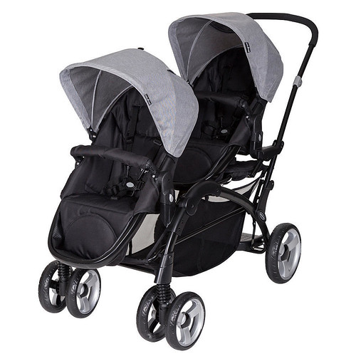 c2c6e2ab8 Baby Trend Sit Stand Mist Coche Doble Gemelos Mellizos Bebe | Wimka ...