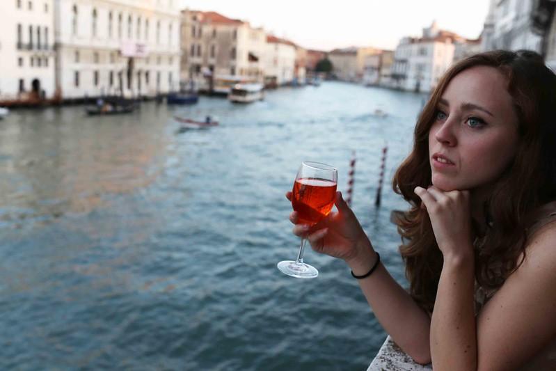 City Food - Laura Marzano's Spritz, Venice