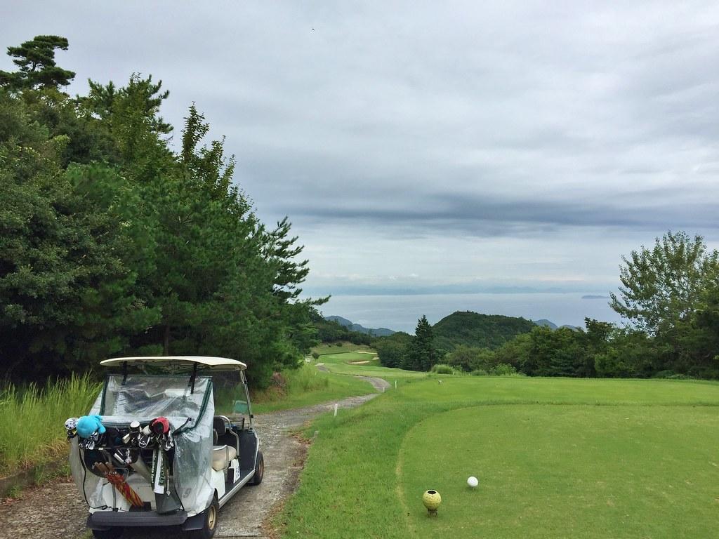 小豆島シーサイドゴルフクラブ #3