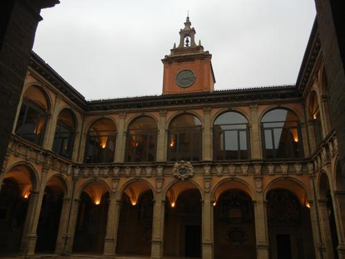 DSCN4385 _ Il palazzo dell'Archiginnasio