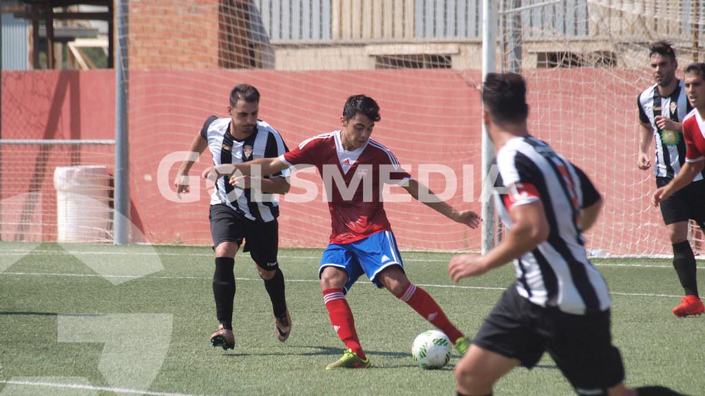 TERCERA. CF Borriol0-1 CD Almazora (11/09/2016), Jorge Sastriques
