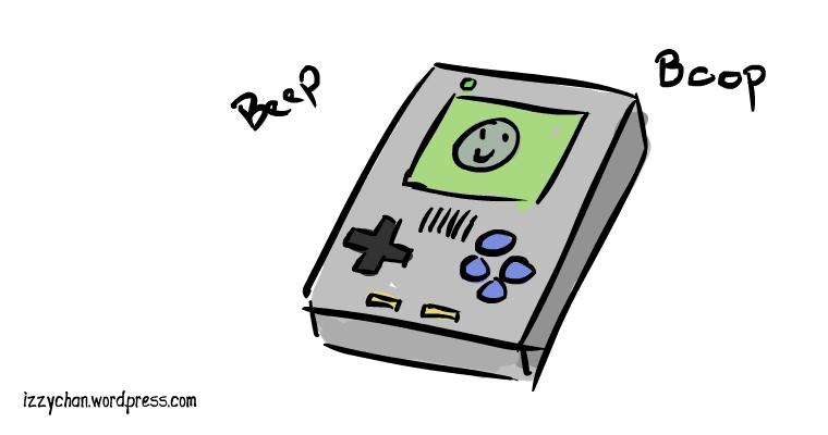 portable gameboy gamebro