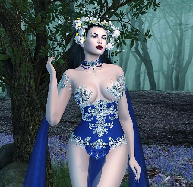 Athena silks, Carries Lingerie