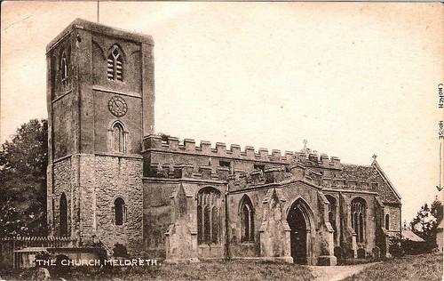 Meldreth church