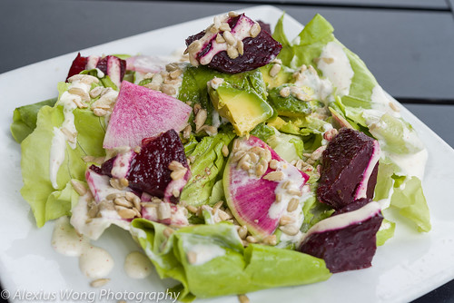 Pink Peppercorn Beet Salad