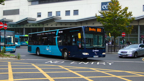 Arriva Midlands & Shires 3010/BJ12YPV, High Wycombe