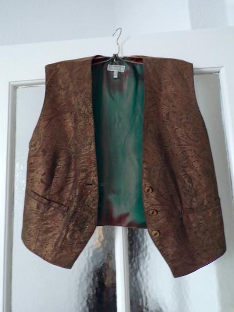 Thrifting Sept. '16: Waistcoat