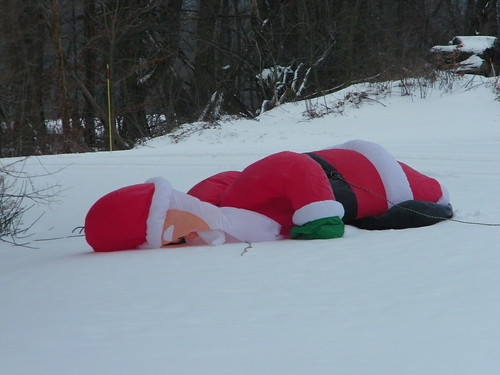 200/365/1661 (December 28, 2012) - Santa had too much to drink