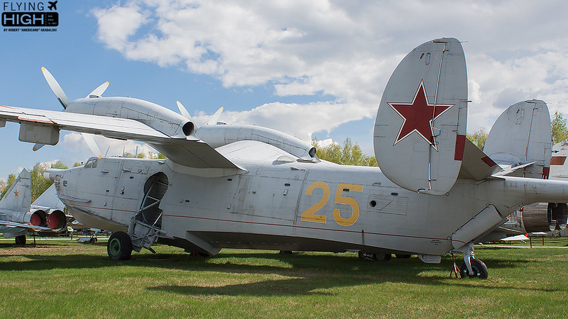 Russia Navy Beriev Be-12
