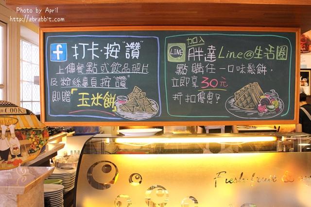 29179401671 e39c99168b o - [台中]Panda Caf'e胖達咖啡輕食館--早午餐還不錯,班尼狄克蛋好好食@大墩四街 南屯區