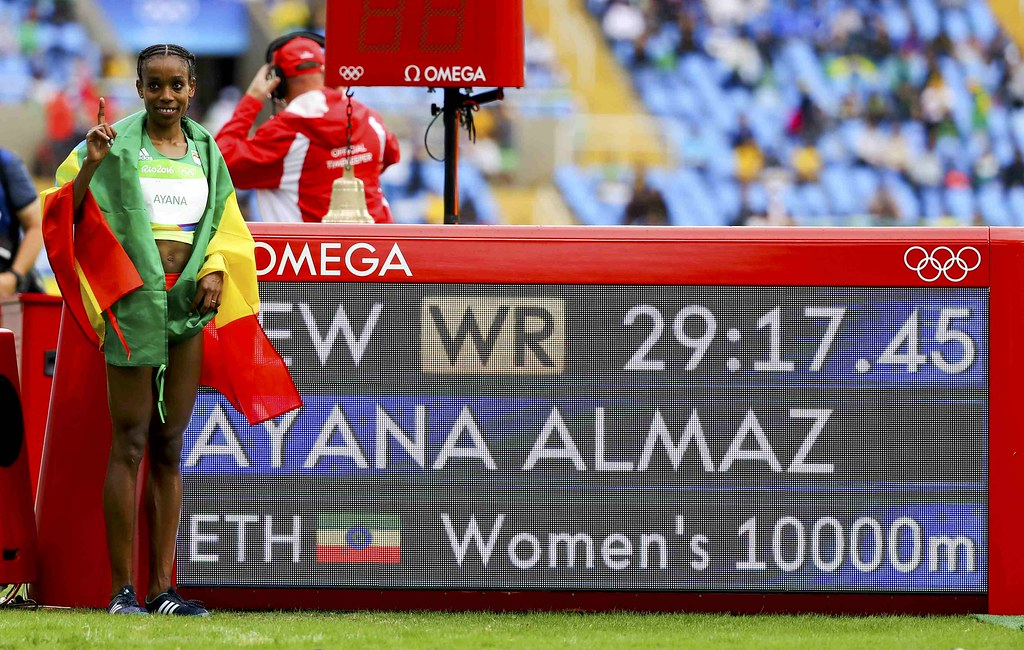 OLYMPICS-RIO-ATHLETICS-W-10000M