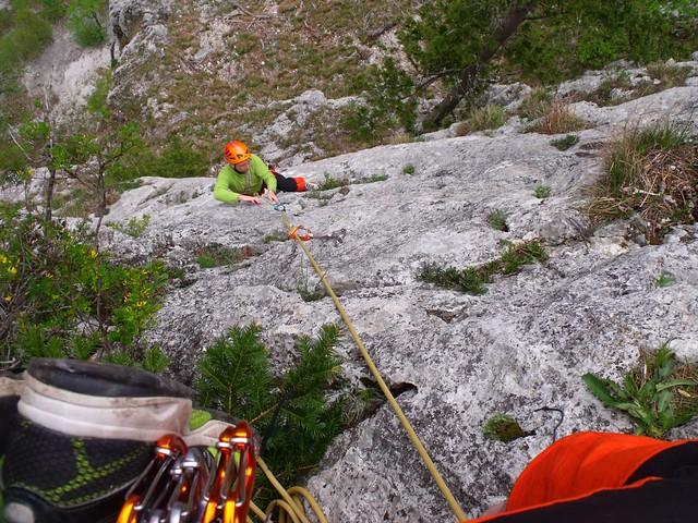 Rax Klobenwand Nix für Suderer 170m (6)